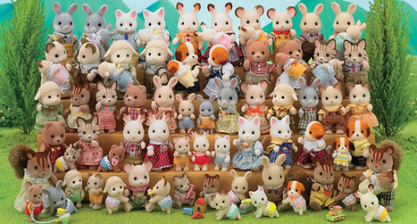 Sylvanian Families looks to raise awareness of the brand appointing Noah to ... - The Drum | Brand Equity | Scoop.it
