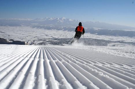 Skier au Japon | JAPON youkoso | Scoop.it