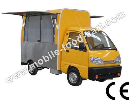 Custom Food Trucks for Sale-CE Certified Manufacturer | Amisy Mobile Food Cart | Scoop.it