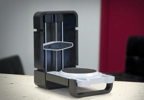 Matterform quiere que Photon 3D sea el primer escáner 3D asequible | Impresoras 3D y cambio de era | Scoop.it