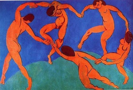 Danza Ii 1910 - Pintura al óleo | famous paintings gallery | Scoop.it