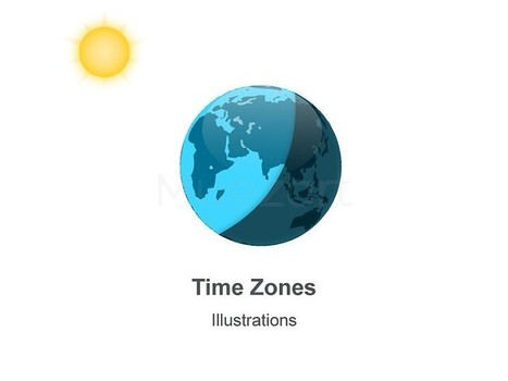 Using Global Time Zones Illustrations in Keynote Presentations   Otherwise > Teaching Tech   Scoop.it