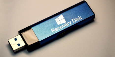 How To Create A Windows 8 Recovery Disk | Nova Tech Consulting | Scoop.it