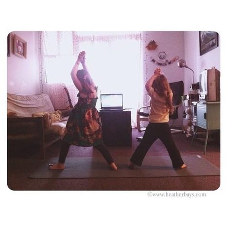 2 yoga bears! | Cosmic Kids Around The World! | Scoop.it