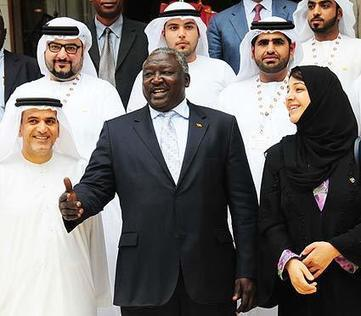 Uganda is a gold mine - UAE minister   Investing in East Africa   Scoop.it
