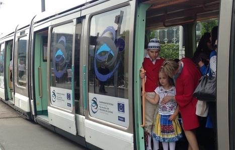 Strasbourg: Pourquoi vous allez croiser un tram estonien | Strasbourg Eurométropole Actu | Scoop.it