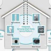 CES 2014 : avec Smart Home, Samsung veut connecter l'ensemble du foyer - News CES 2014   Connecté au quotidien   Scoop.it