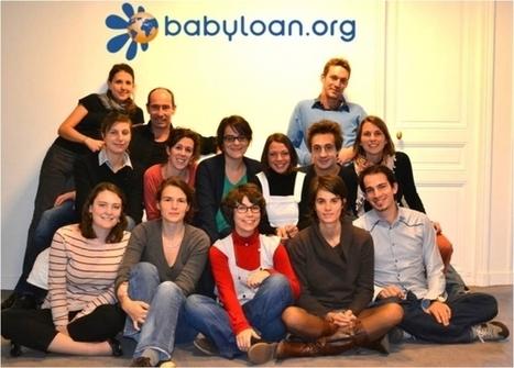 [Finance] Babyloan, un des pionniers du crowdfunding solidaire, lève 800 000 euros - Maddyness | Consommation collaborative et Economie du partage | Scoop.it