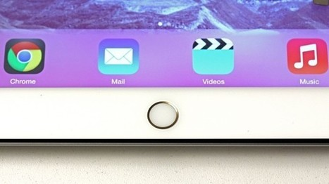 New Evidence Shows Touch ID Sensor Is A Perfect Fit For Leaked iPad 5 Display [Video] | Digital-News on Scoop.it today | Scoop.it