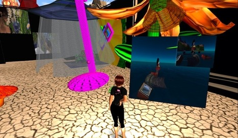 Cyborg Literacy Acquisition Through Second Life | The virtual life | Scoop.it