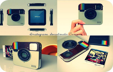 Influencia - On buzze - Instagram et Polaroïd : pour le meilleur et pour le pire ! | Hyperlieu, le lieu comme interface à l'écosystème ambiant | Scoop.it