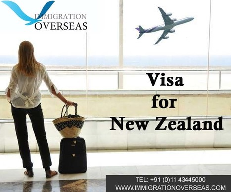 Offering New Zealand Visa with Immigration Expert   Immigration Overseas: Global Immigration Visa Service Provider   Scoop.it