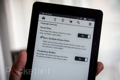 Amazon Kindle Voyage review: A first-class trip - Pocket-lint.com | ebook | Scoop.it