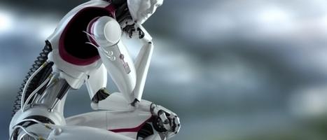 Intelligence artificielle : Un robot montre des signes de conscience de soi | Gènéthique | Human Machine | Scoop.it