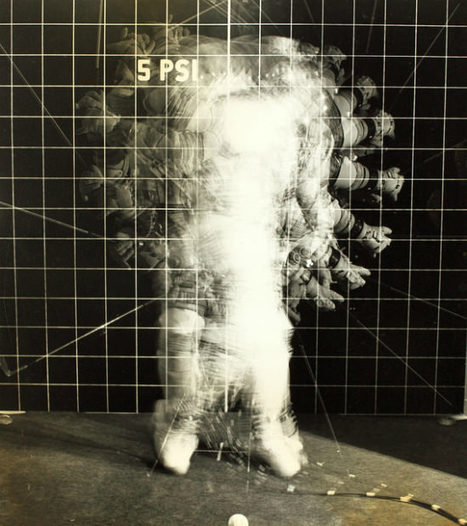 nasa spacesuit testing leads to accidentally artsy photos   For the love of Photography   Scoop.it