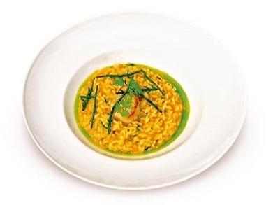 Chef do Bocca prepara o risotto com vieiras e salicórnia (vídeo) | Foodies | Scoop.it