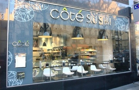 Découvrez le vrai restaurant japonais chez Côté Sushi avec Br1o | Nourriture japonaise en France | Scoop.it