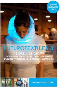 CETI: Futurotextiles 3 sur le thème de l'ultra-light | Lille 3000 Fantastic Futurotextiles | Scoop.it