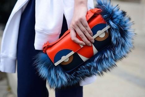 FOCO NAS IT-BAGS PELAS RUAS DE PARIS! | Palpi Fashion & Style | Scoop.it