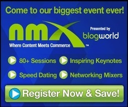 The Podcast Report – Tips On Getting The Most Out of Your NMX Experience | Podcasts | Scoop.it