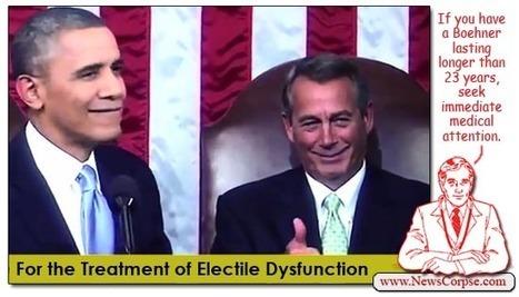 John Boehner Ignites Tea Party Brain Blowout In 3...2...1... | Daily Crew | Scoop.it