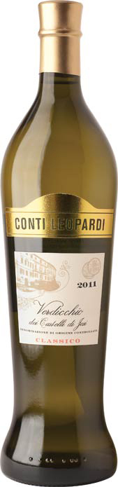 Aristocratic Italian White: Conti Leopardi Verdicchio Classico 2011 | Le Marche another Italy | Scoop.it