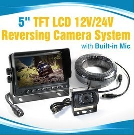 The Advantages of Using a Reversing Camera with Built-in Mic   GPS Navigation System   Scoop.it