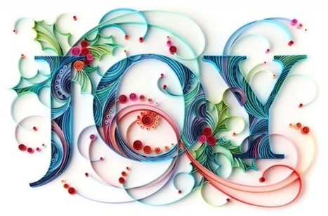Paper Art - Quilling | Just Imagine - Daily Dose of Creativity | Quilling and papermade | Scoop.it