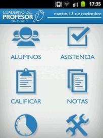 Cuaderno del profesor para Android (Labeldroid) | Antonio Galvez | Scoop.it