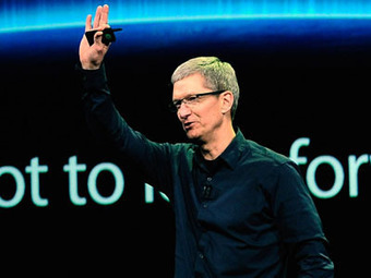 'If It Weren't For Tim Cook, The iPad Would Have Cost $5,000' | cross pond high tech | Scoop.it