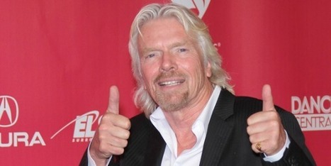 What Do Richard Branson and Arianna Huffington Share? | All about Business | Scoop.it
