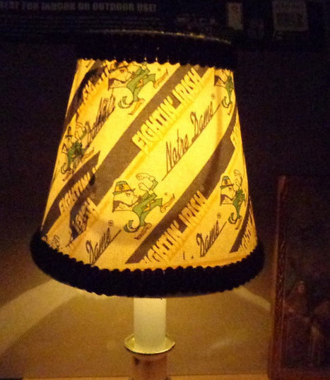 Notre Dame Fightin Irish Night light Lamp   Christmas Ideas and Gifts   Scoop.it