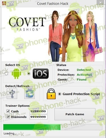 Covet Fashion Diamond Cheat Covet Fashion HackCash