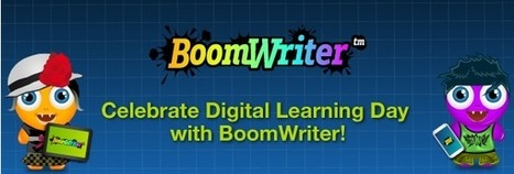 Educational Technology Guy: BoomWriter - tools and resources to help students with their writing | Technology and language learning | Scoop.it