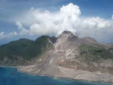 Montserrat volcano active again | Happily blogging in the classroom | Scoop.it