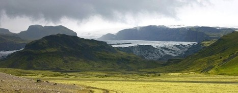Iceland's vanishing ice — The Daily Climate | Sustain Our Earth | Scoop.it