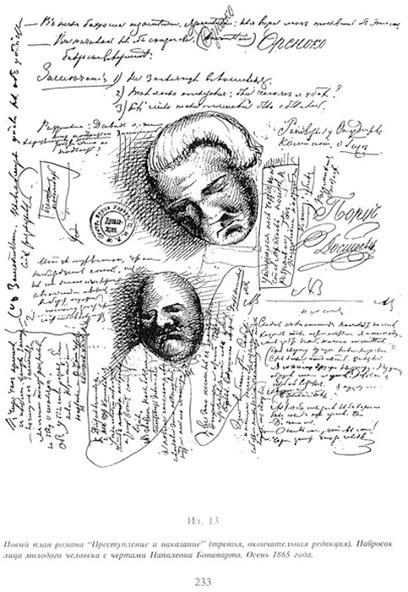 Fyodor Dostoevsky Draws Elaborate Doodles In His Manuscripts | doodling | Scoop.it