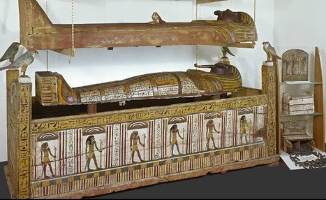 Ancient Egyptian Mummies given new lease of life | Égypt-actus | Scoop.it