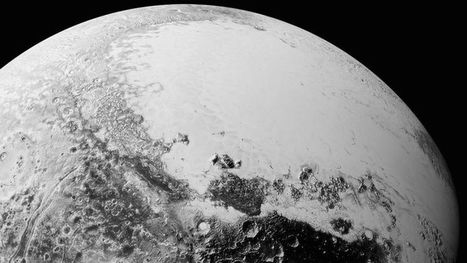 NASA releases stunning new Pluto images - Fox News | Apps | Scoop.it