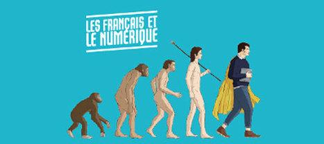 Les Français et le numérique en 2014 : Bienvenue dans l'ère de l'homo numericus ! | Le Club des élus numériques | Mon Territoire Numérique | Scoop.it