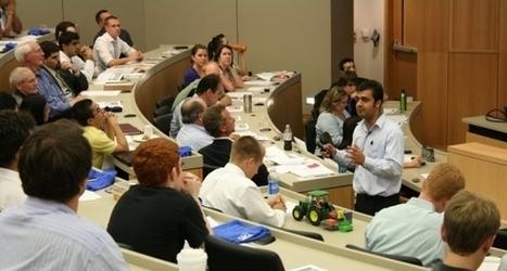 Développer l'entrepreneuriat étudiant : cinq idées venues de Duke ... - L'Etudiant Educpros   Entrepreneuriat   Scoop.it