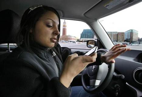 Phones, Friends Are a Distracting Problem For Teen Drivers | Kickin' Kickers | Scoop.it