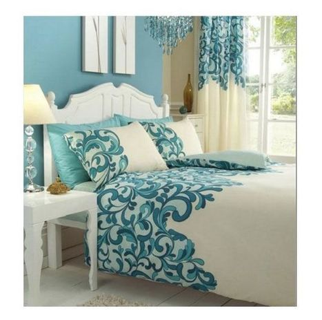 Comforter Set With Curtains Bed Curtains