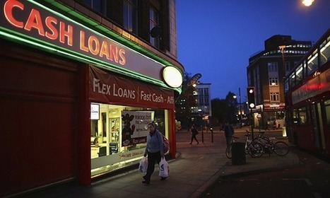 Payday loans charter demands new rules for lenders - The Guardian | Get a Payday Loans | Scoop.it