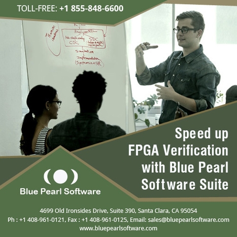EDA Software & Systems | Programs for Mobile Phones | Computer & Circuit Design Program | Blue Pearl Software | Scoop.it