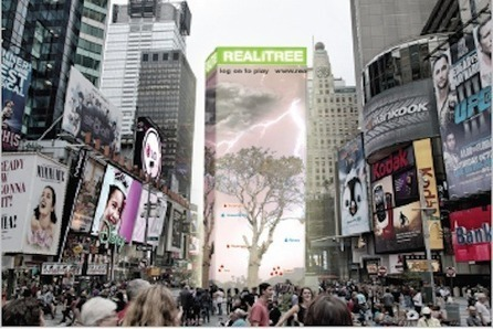 Realitree een tamachochi voor volwassenen omduurzaamheid en het milieu te bevorderen | Mediawijsheid ed | Scoop.it