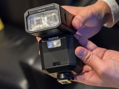 Fujifilm announces development of EF-X500 flash | Digital Photo | Scoop.it