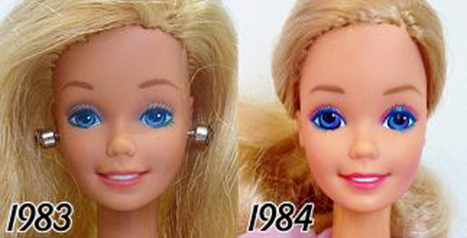 The changing face of Barbie - Life & Style - NZ Herald News | Health | Scoop.it