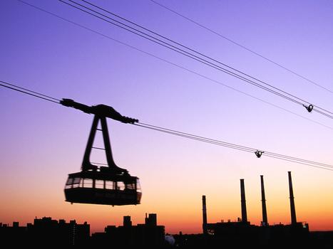 Téléphérique URBAIN : Pour ou contre avec le magazine Géo ? | Logistique et Transport GLT | Scoop.it