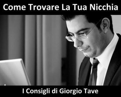 Come Trovare La Tua Nicchia: I Consigli Di Giorgio Tave | Social media culture | Scoop.it